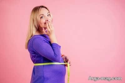 راهکارهای طبیعی جهت لاغری شکم