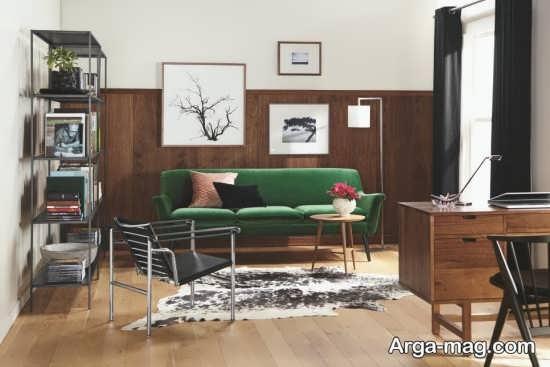 چیدمان فضای آپارتمان کوچک