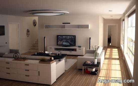 طراحی فضای آپارتمان کوچک