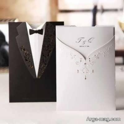 متن زیبا و جالب برای کارت عروسی