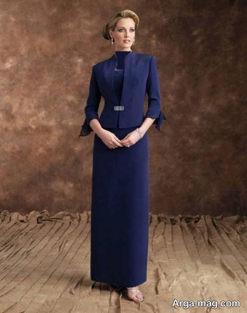 مدل کت دامن بلند زنانه مجلسی