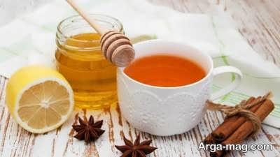 بهبود سرماخوردگی با عسل