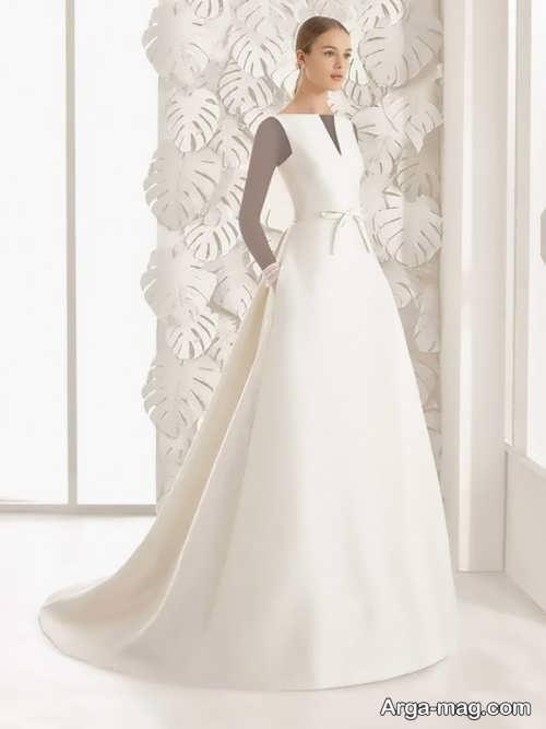 مدل لباس عروس شیک و جدید