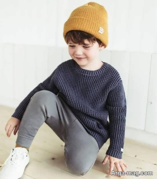 لباس بچگانه زمستانه جذاب