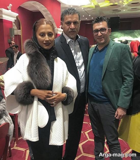 عکس های جدید علی دایی و همسرش