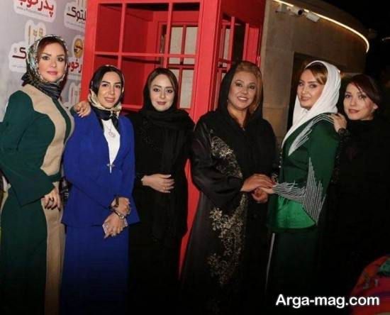 عکس جدید بازیگران زن ایرانی