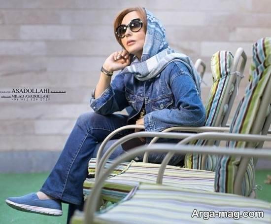 عکس پرستو صالحی