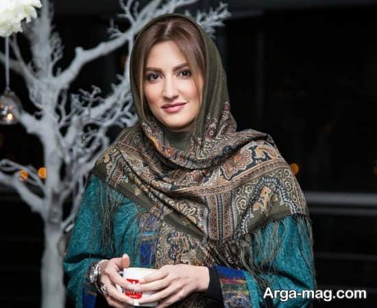مدل پالتو شیک سمیرا حسینی