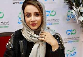 عکس جدید شبنم قلی خانی در جشن نفس