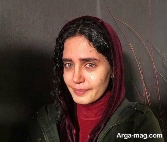 عکس جدید الناز شاکر دوست در فیلم سراسر شب