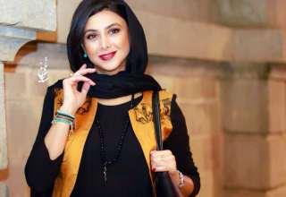 عکس های جدید همسر سابق هومن سیدی در جشن مجله چلچراغ