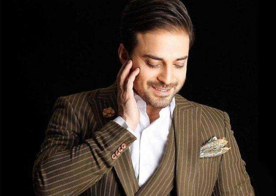 تبریک تولد بابک جهانبخش به همسر جدیدش+عکس