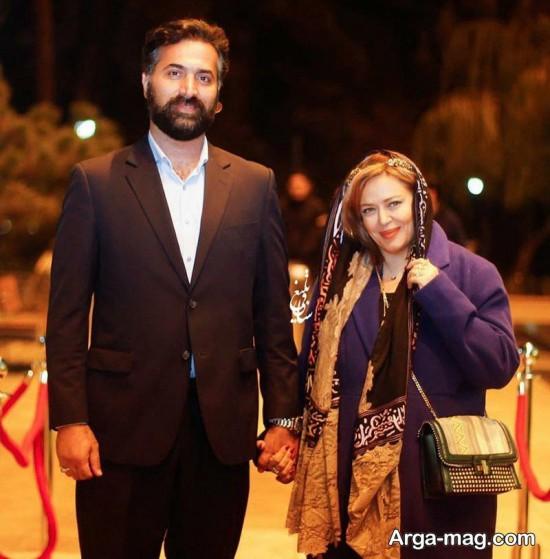 عکس های بهاره رهنما و همسر دومش