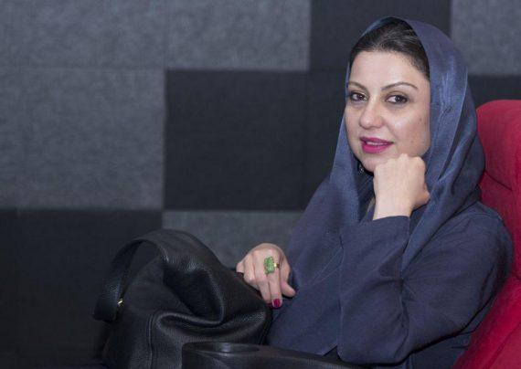 عکس های سحر صباغ سرشت و نگار آذربایجانی در جشنواره فیلمهای ایرانی در تفلیس