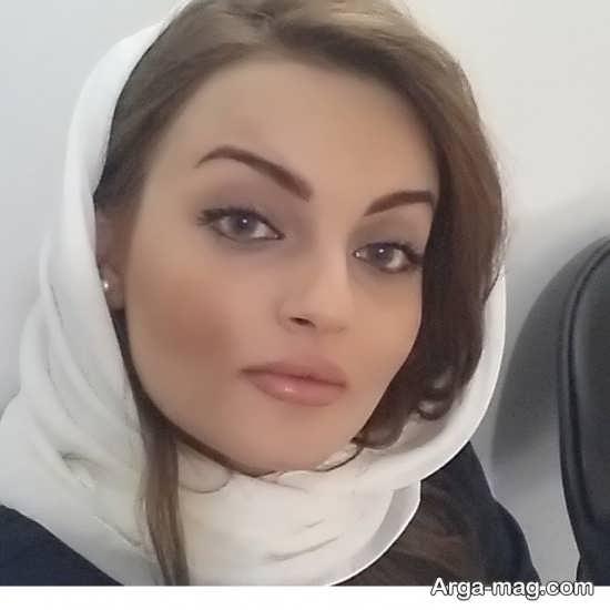 چهره زیبای نبلوفر پارسا