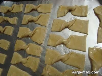 قالب های شیرینی پاپیونی