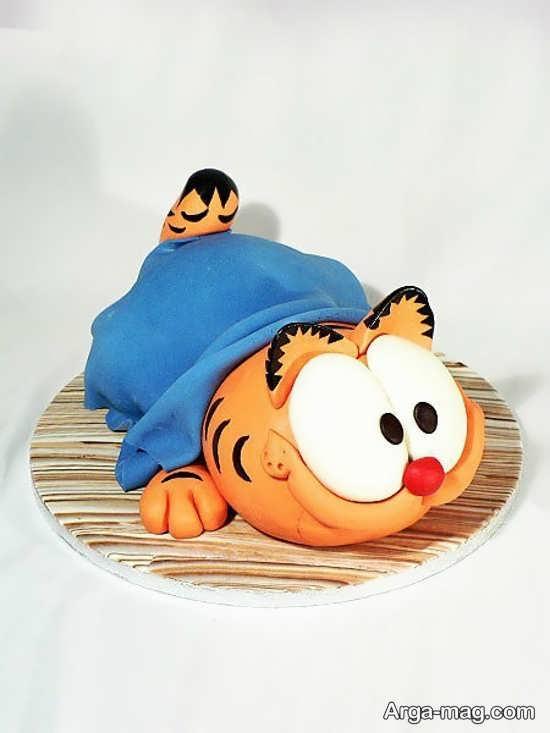کیک تولد با تم مخصوص پسران