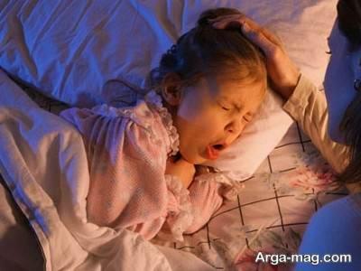 روش های درمان خانگی سرفه شبانه