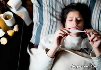 هر آنچه لازم است از درمان خانگی تب با داروهای گیاهی بدانید