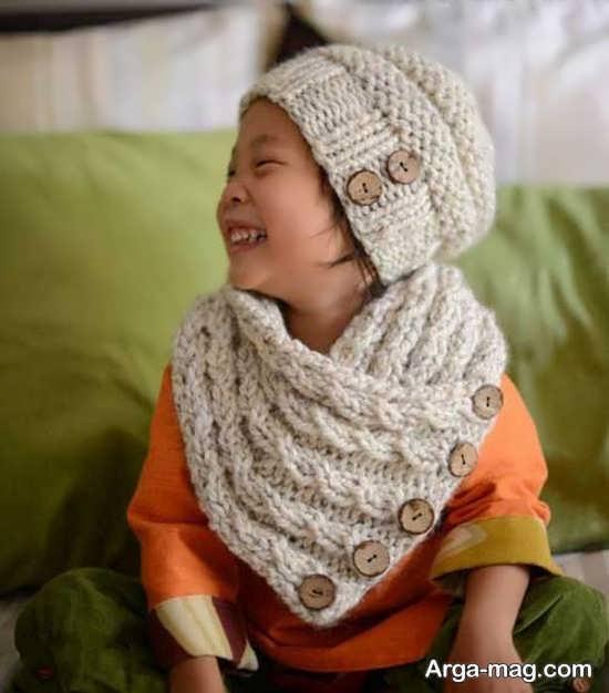 مدل کلاه شاگردن بچه گانه