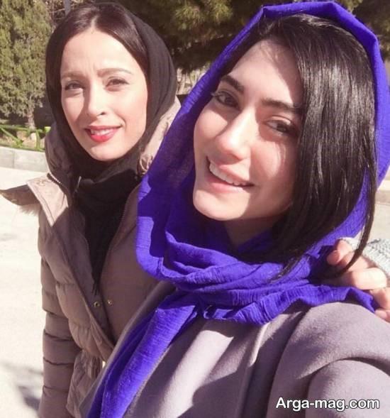 درسا بختیاری بازیگر 21 ساله کشور