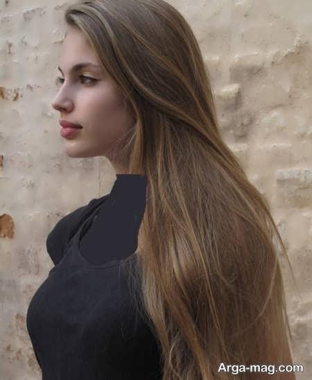 فرمول ترکیب رنگ موی خرمایی و عکس های این رنگ موی پرطرفدار
