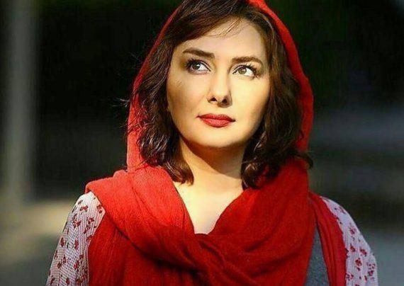 هانیه توسلی در نشست خبری نمایش خشم و هیاهو حاضر شد