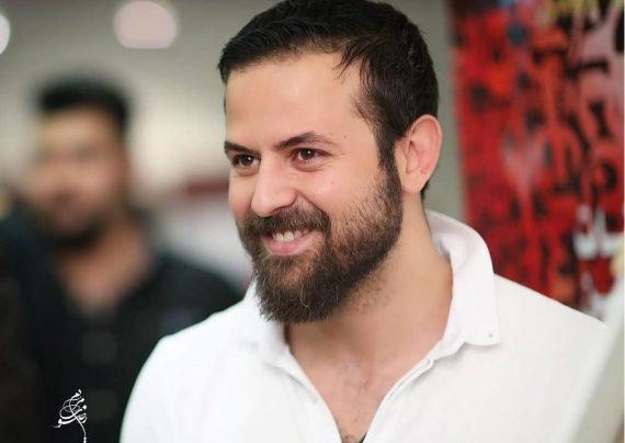 هومن سیدی به همراه همسر جدیدش در کنسرت ایران من