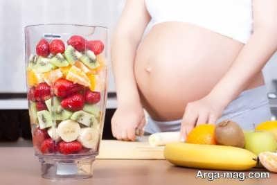 مزیت های مفید مصرف موز در طول بارداری