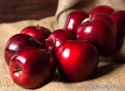 رژیم لاغری هر روزه سیب