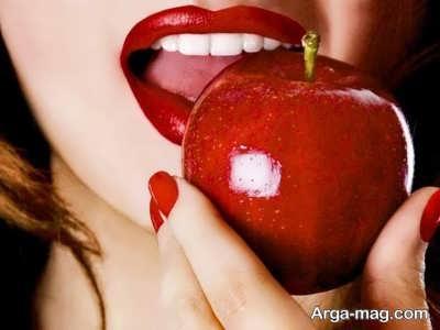 معرفی غذاهایی که می توان با سیب تهیه کرد