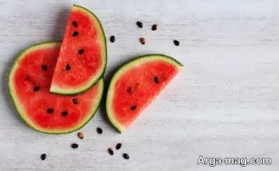 تخمه هندوانه و اینهمه خاصیت!!