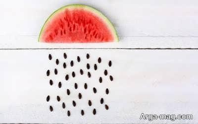 خواص دانه هندوانه