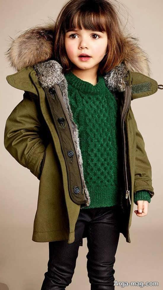 مدل لباس زمستانی بچه گانه 97