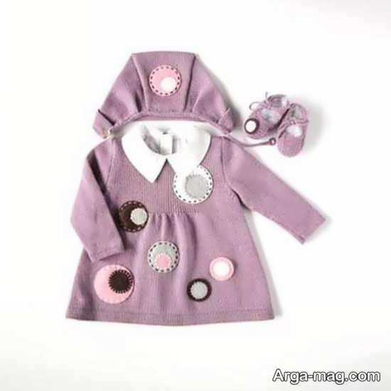 لباس زمستانه کودک