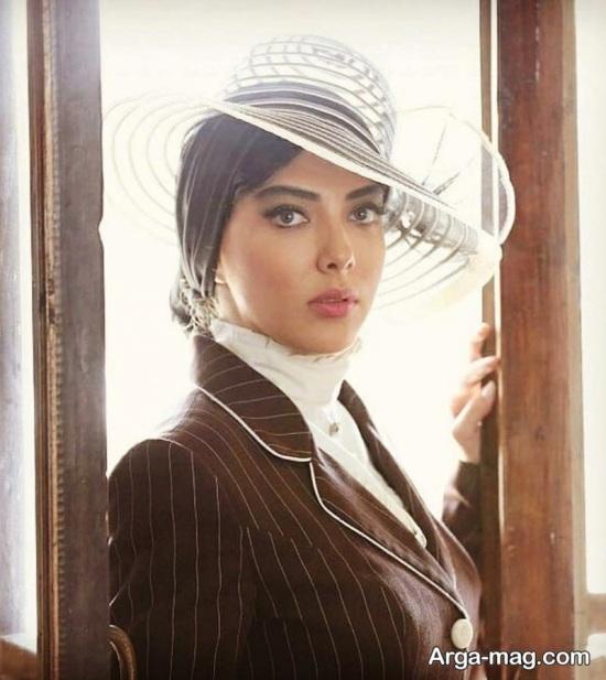 عکس های لیلا اوتادی در آشوب