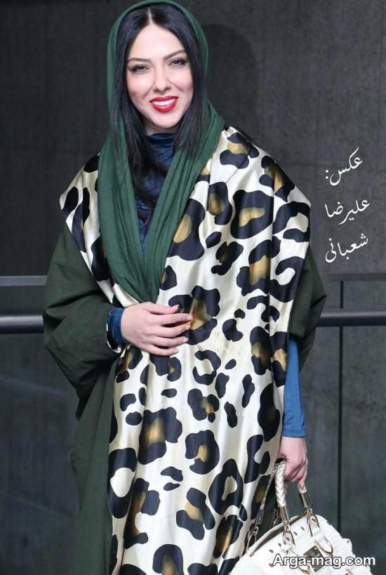 لیلا اوتادی در اکران خصوصی فیلم آپاندیس