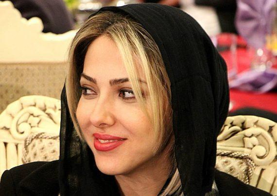 عکس های زیبای لیلا اوتادی در پردیس ملت برای اکران آپاندیس