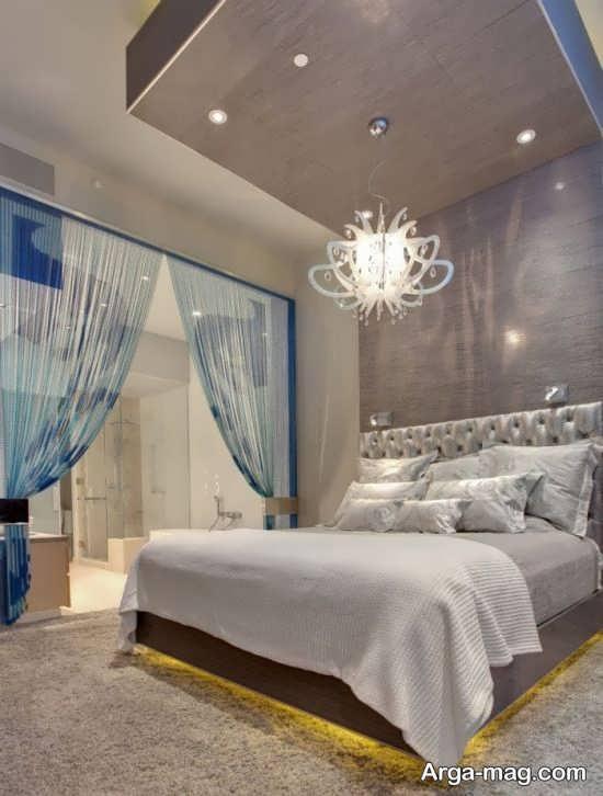 مدل لوستر اتاق خواب متفاوت و جدید