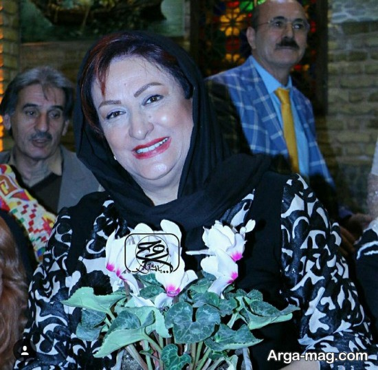 عکس های جدید مریم امیر جلالی در جشن تولد هفتاد سالگیش