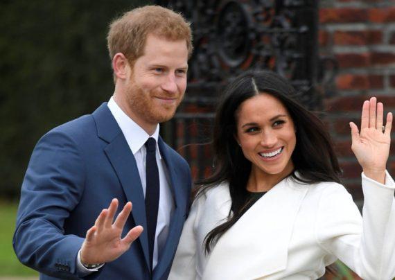 پرنس هری، نوه ملکه بریتانیا رسما با «مگان مارکل» بازیگر و مدل آمریکایی، نامزد کرد