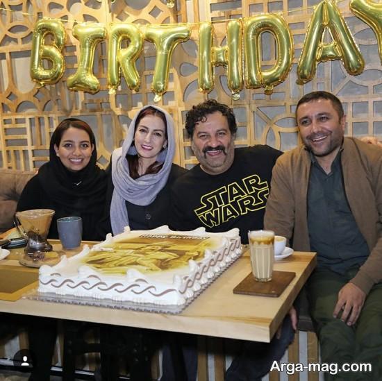 تولد 46 سالگی مهراب قاسم خانی