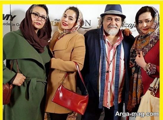 عکس های جدید خانواده شریفی نیا