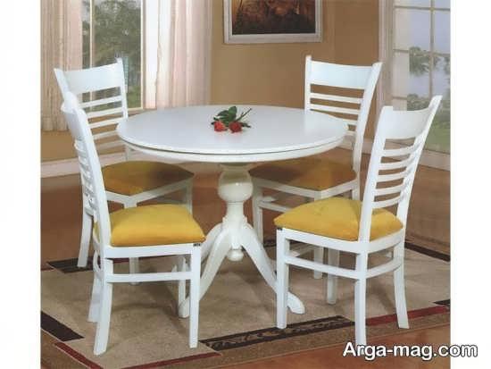 میز ناهار خوری فانتزی