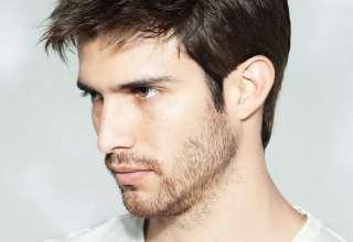 مدل موی ساده پسرانه