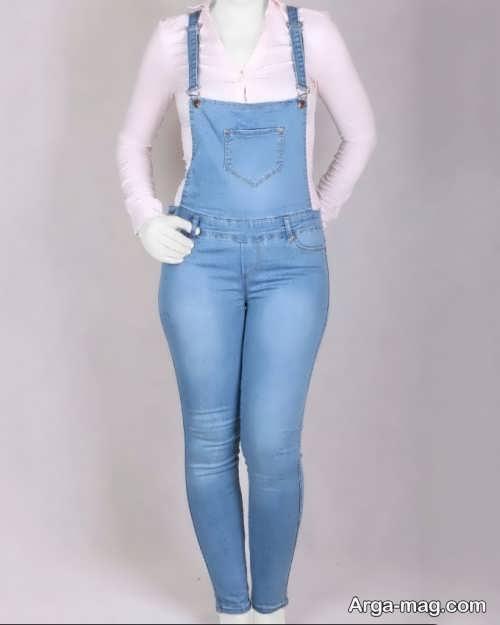 مدل شلوار جین بندی