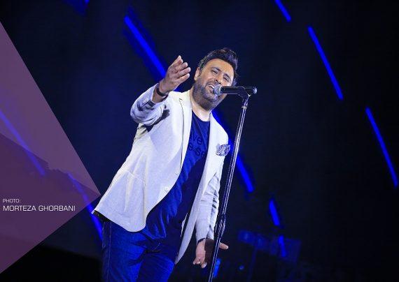 کسب رتبه برتر قطعه عشقم این روزا با صدای محمد علیزاده در جشن موسیقی ما
