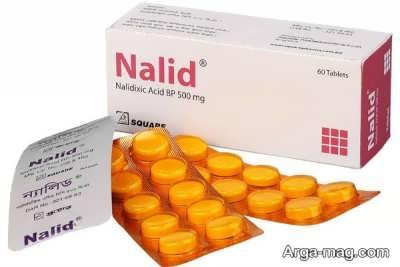 عوارض جانبی قرص نالیدیکسیک اسید و موارد منع مصرف آن