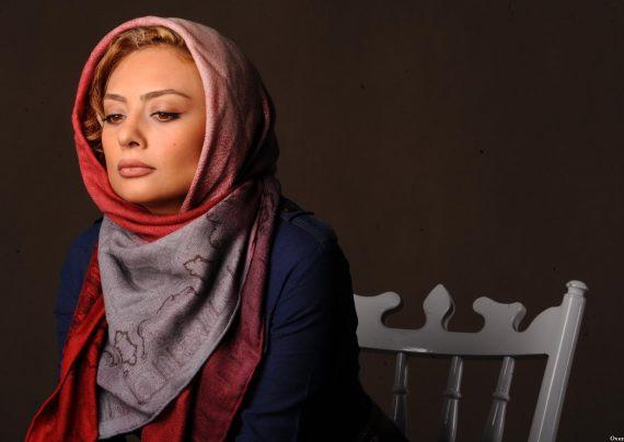 عکس های یکتا ناصر در سینما استقلال تهران