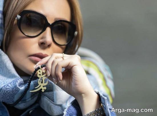 عکس های تازه منتشر شده از پرستو صالحی